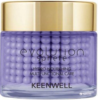 Увлажняющий питательный мультифункциональный комплекс Keenwell Evolution для всех типов кожи 80 мл (8435002122757)