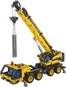 Конструктор LEGO Technic Мобильный кран 1292 детали (42108)