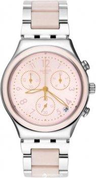 Жіночий годинник SWATCH Dreamnight Rose YCS588G