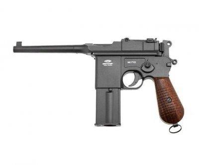 Пневматичний пістолет SAS Mauser M712 Blowback