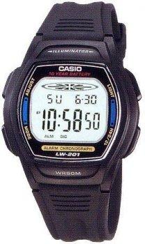 Чоловічі годинники Casio LW-201-2AVDF
