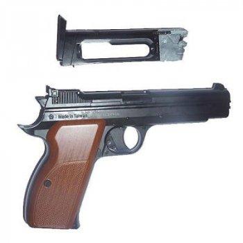 Пневматичний пістолет SAS P210BB