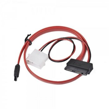 Кабель передачі даних Cablexpert (CC-MSATA-001) (Molex)+SATA - MicroSATA, 25 см