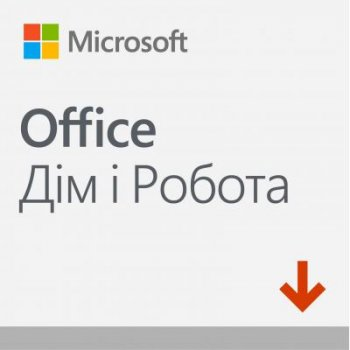 Офісне додаток Microsoft Office Home and Business 2019 All Lng PKL Onln CEE Only DwnL (T5D-03189)