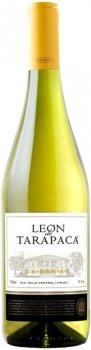 Вино Tarapaca Chardonnay Leon de Tarapaca белое сухое 0.75 л 13% (7804340901545)