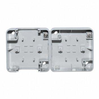 Электроустановочное изделие SVEN SE-72002, gray (6438162010409)