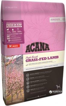 Сухий гіпоалергенний корм для собак всіх порід ACANA Grass-Fed Lamb