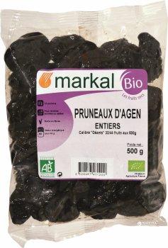Чорнослив органічний Markal 500 г (3329487471200)