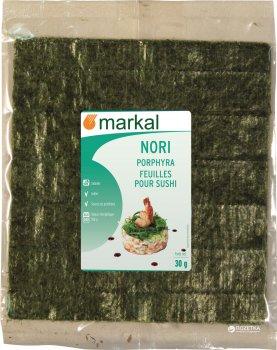 Листя Норі для суші Markal 30 г (3329487201142)
