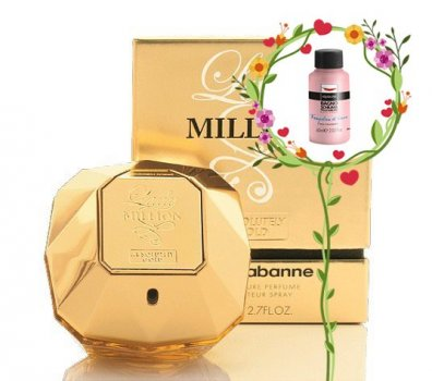Жіноча парфумерія PACO RABANNE LADY MILLION 80МЛ (3349668508587)