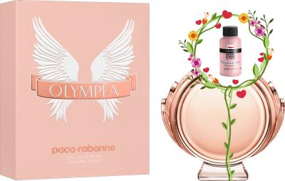 Жіноча парфумерія PACO RABANNE OLYMPEA 80МЛ (3349668528677)
