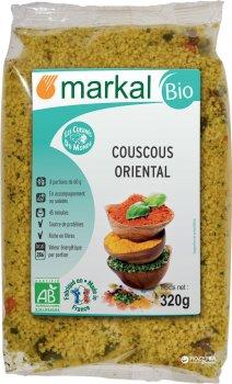 Кускус По-восточному органический Markal 320 г (3329486000135)