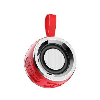 Портативна Bluetooth колонка Borofone BR2 (microSD, USB, FM, HF 2.0) Червоний 82212rd