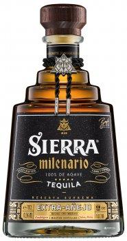 Текила Sierra Milenario Extra-Anejo 0.7 л 41.5% (4062400104609)
