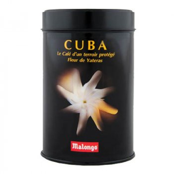 Кофе молотый Malongo Cuba 250 г