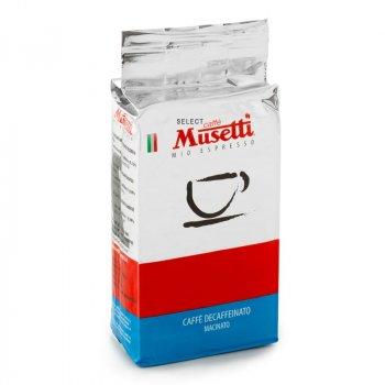 Кава мелена Musetti Decaffeinated 250 г