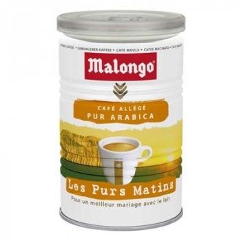 Кофе молотый Malongo Les Purs Matins 250 г