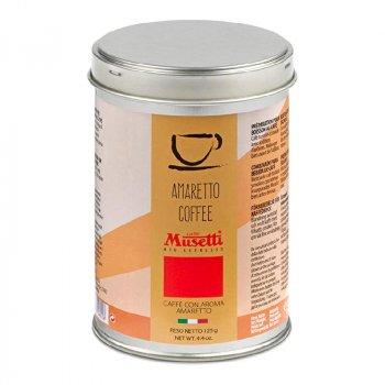 Кава мелена Musetti Amaretto 125 г