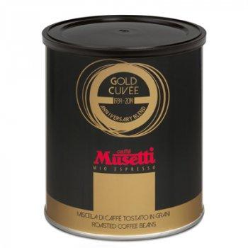 Кава в зернах Musetti Gold Cuvee 250 г