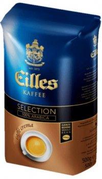 Кофе в зернах J.J.Darboven EILLES Selection Caffe Crema 500 г