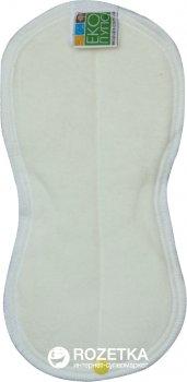Многоразовый подгузник Эко Пупс Easy Size Premium 72-80 р. 7-13 кг с вкладышем Abso Maxi Белый (ТПК2ВК4-3б)