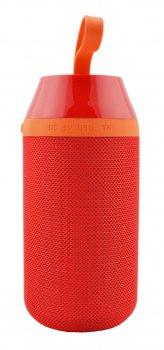 Портативна Bluetooth колонка вологостійка T&G 104 Red