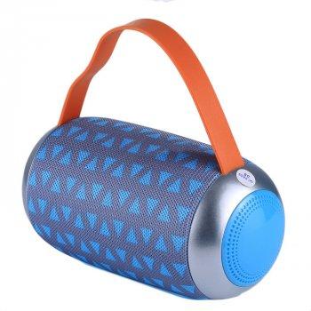 Портативна Bluetooth колонка вологостійка T&G 112 Blue Trigon