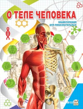 О теле человека - Жабская Т.С. (9786177292554)