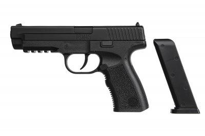 Пистолет пневматический Crosman PSM45 кал.4,5 мм Crosman Черный