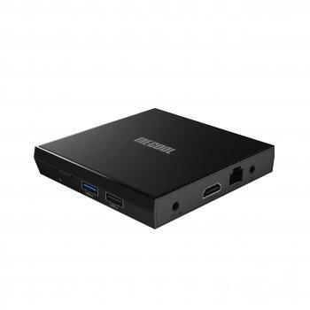 Mecool KM6 Classic 2/16 Гб Android TV 10 Smart TV Box ТВ приставка (520)