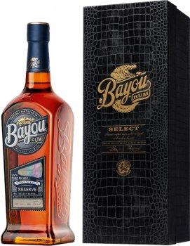 Ром Bayou Select 0.7 л 40% (849113016511)