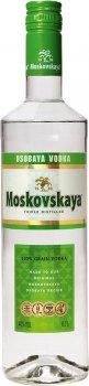 Водка Moskovskaya 0.7 л 40% (4750021001062)