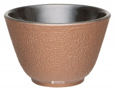 Набор чашек для чая BergHOFF Studio 100 мл 2 шт Золотистый (1107223)