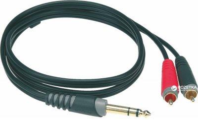Інсертний кабель Klotz AY3-0100 1 м