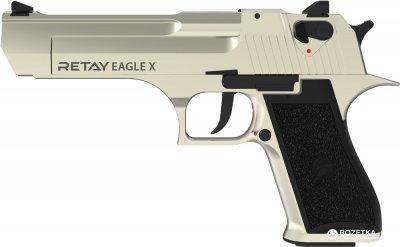 Стартовий пістолет Retay Arms Eagle 9 мм Satin (11950380)
