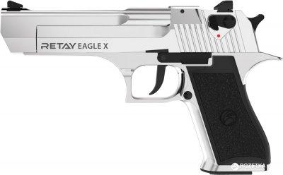 Стартовий пістолет Retay Arms Eagle 9 мм Nickel (11950379)
