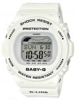 Годинник Casio BLX-570-7ER Baby-G Damen 43mm 20ATM