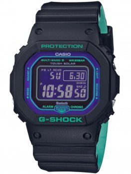 Годинник Casio GW-B5600BL-1ER G-Shock Smartwatch 43mm 20ATM