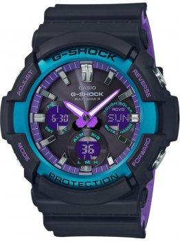 Годинник Casio GAW-100BL-1AER G-Shock 53mm 20ATM