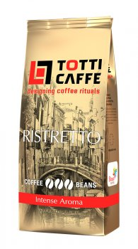 Кава в зернах TOTTI Caffe Ristretto 1 кг (8719325020076)