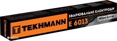 Електроди Tekhmann 3 мм 2.5 кг (4823760133254)
