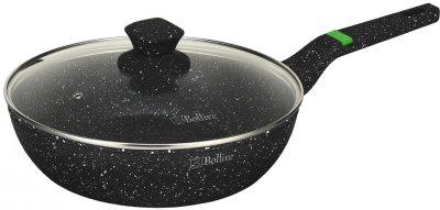 Сковорода Bollire Venezia с крышкой
