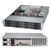Корпус сервер Supermicro CSE-826BE1C-R920LP