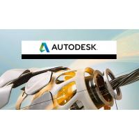 ЗА для 3D (САПР) Autodesk Architecture Engineering & Constr Collection IC New Singl 3Y (02HI1-WW7891-T834)