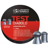 Кульки JSB Diablo EXACT TEST (002003-350)