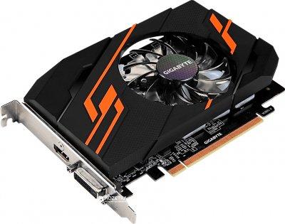 Gigabyte PCI-Ex GeForce GT 1030 OC 2GB GDDR5 (64bit) (1265/6008) (DVI, HDMI) (GV-N1030OC-2GI)