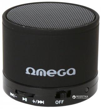 Акустична система Omega Bluetooth OG47B Black
