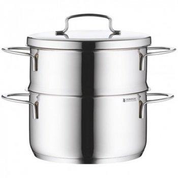 Каструля-пароварка для овочів WMF Mini, об'єм 1,5 л, діаметр 16 см (07 1683 6040)
