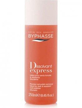 Засіб для зняття лаку Byphasse Nail Polish Remover Express