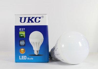 Лампочка LED LAMP E27 18W Круглые UKC